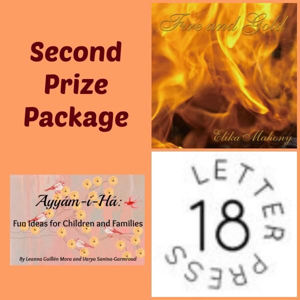 Ayyam-i-Ha Giveaway