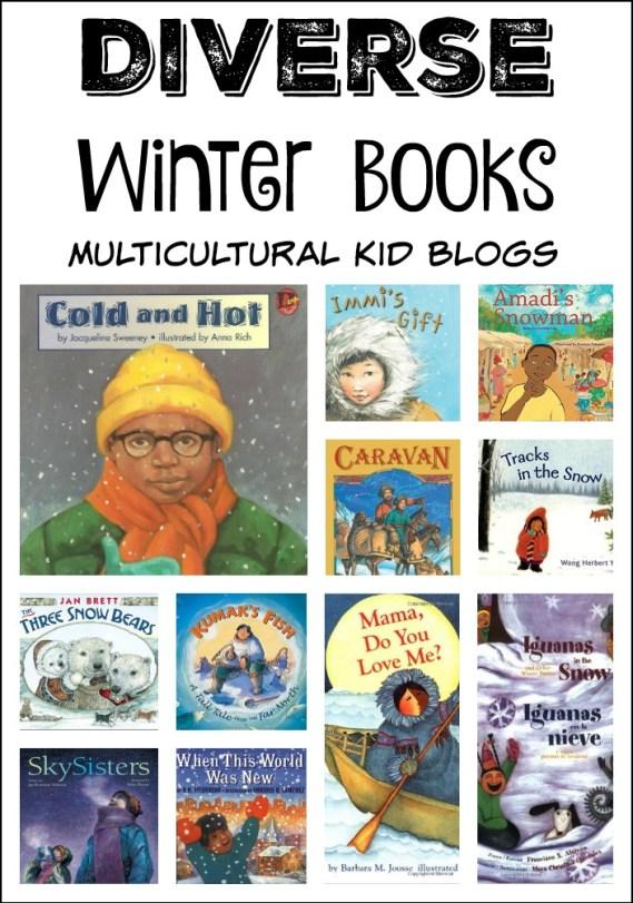 Our favorite diverse winter books for children