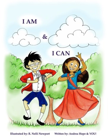 I Am and I Can Poetry Activity Book