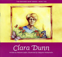 Crowned Heart series - Clara Dunn