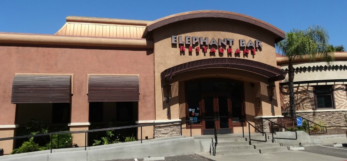 Review of the brunch menu at The Elephant Bar Restaurant