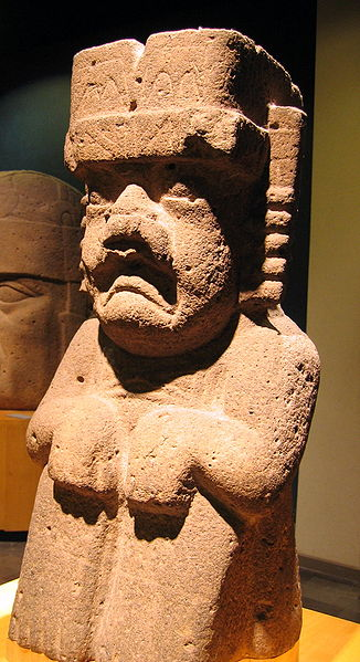 Olmec Were Jaguar