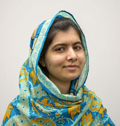 Malala Yousafzai, 2015