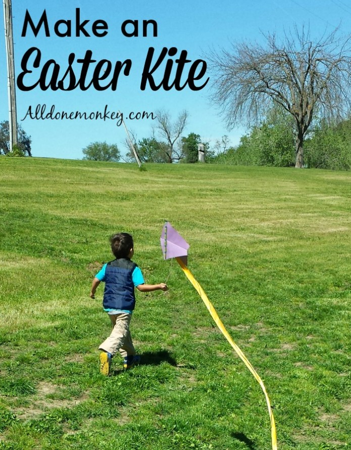 Make an Easter kite to learn about the kite-flying tradition of Bermuda