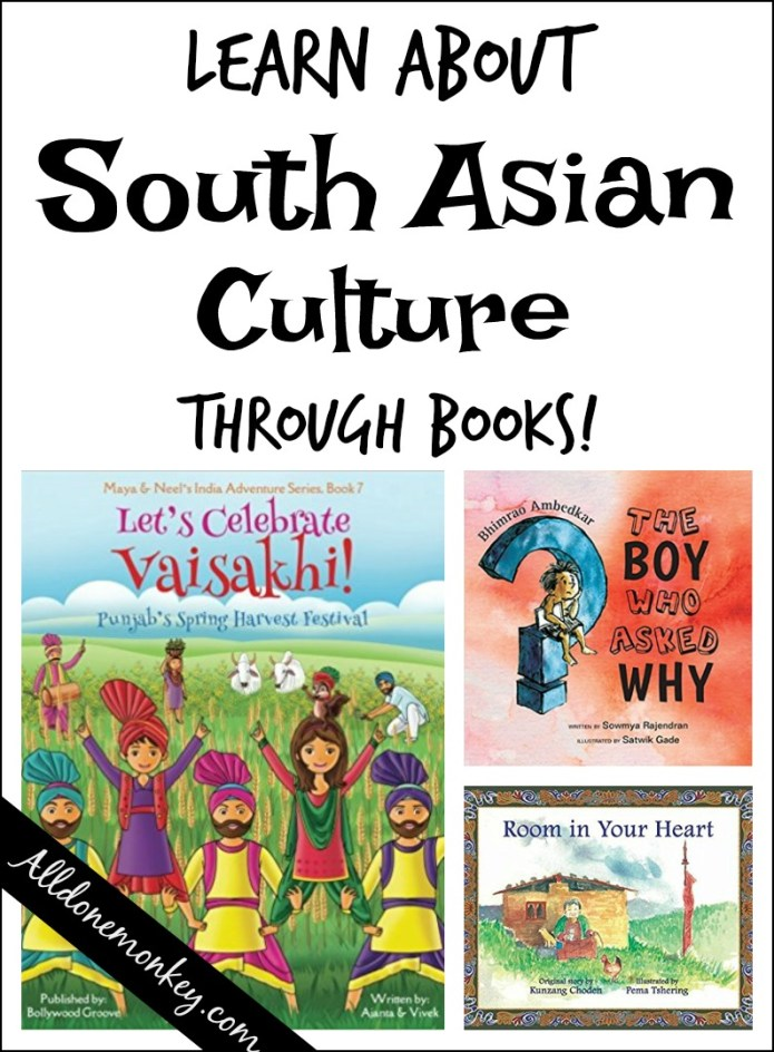 Learn About South Asian Culture Through Books