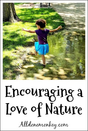 Encouraging a Love of Nature: New Resources