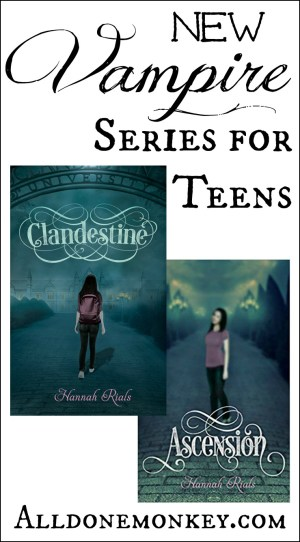 Vampire Series for Teens You Won't Want to Put Down