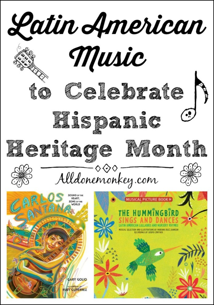 Latin American Music to Honor Hispanic Heritage Month | Alldonemonkey.com