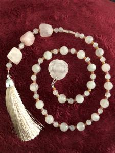 Dandy's Reflections | Rose of Love Prayer Beads