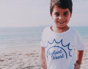 Kids Radiant Heart Tee
