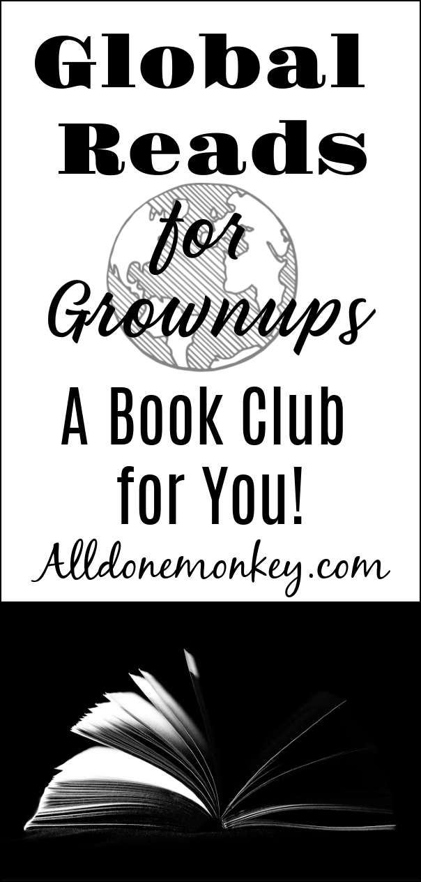 A Book Club for You! ADM Global Reads for Grownups | Alldonemonkey.com