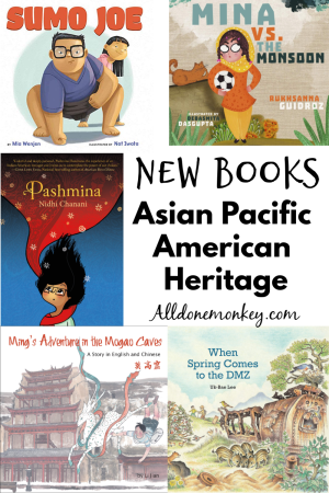 Asian Pacific American Heritage: New Children's Books