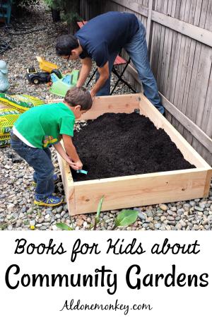 Community Gardens: Books for Kids