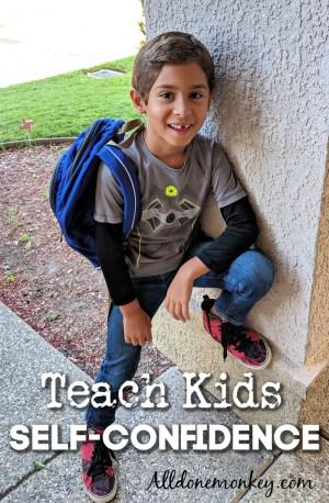 Teach Kids Self-Confidence: Books and Music