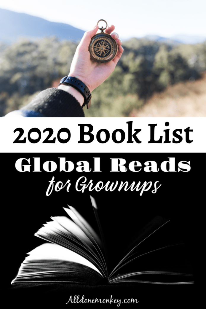 Great Reads for 2020: Our Global Reads Book List | Alldonemonkey.com