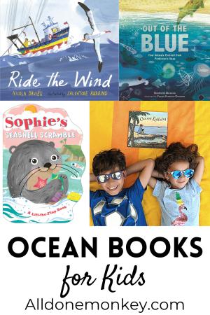 Ocean Books for Kids: Beach Reads