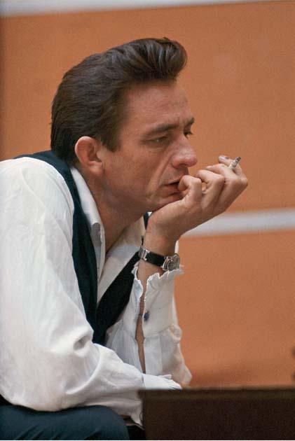 Johnny-Cash color