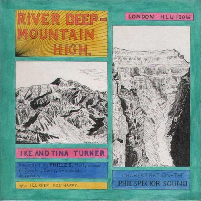 Ike & tina turner Riverdeep-mountainhigh