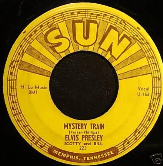 Elvis Mystery Train