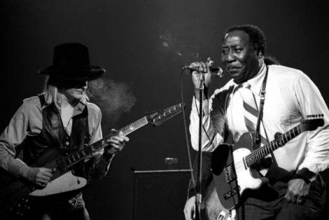 muddy waters johnny winter