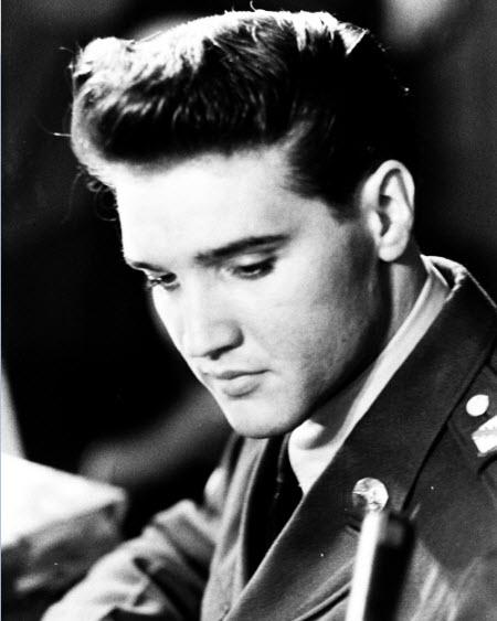 Elvis Presely 1960