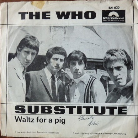 the who -substitude