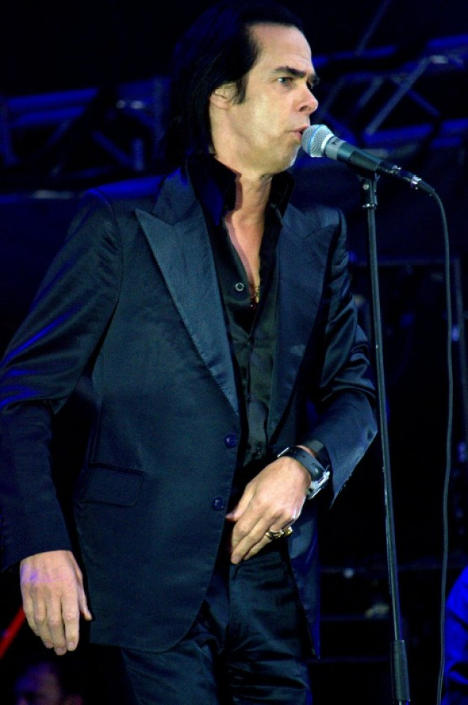 nick cave norway 2013