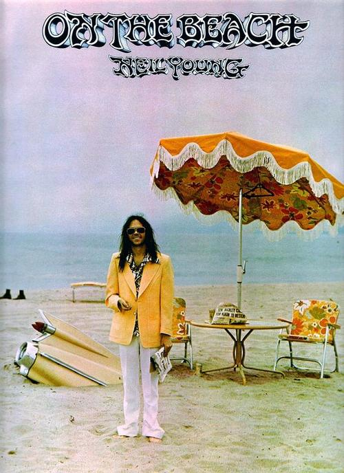 Neil Young - on-the-beach