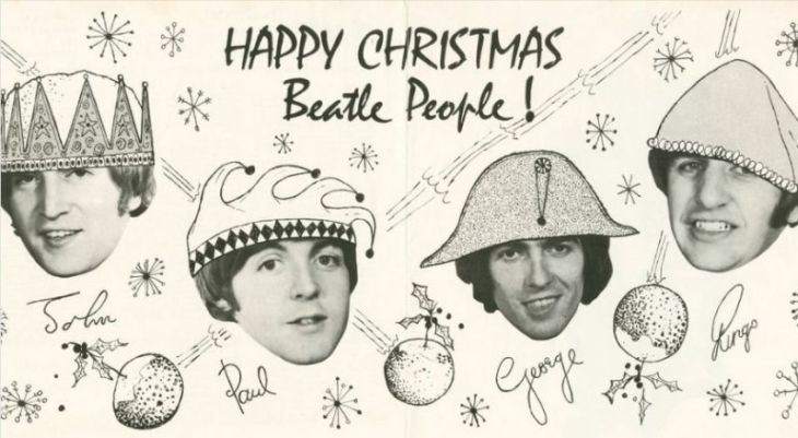beatles yule copy