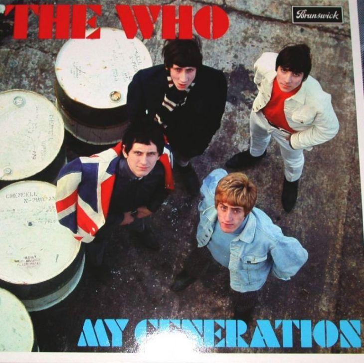 the who my generation album