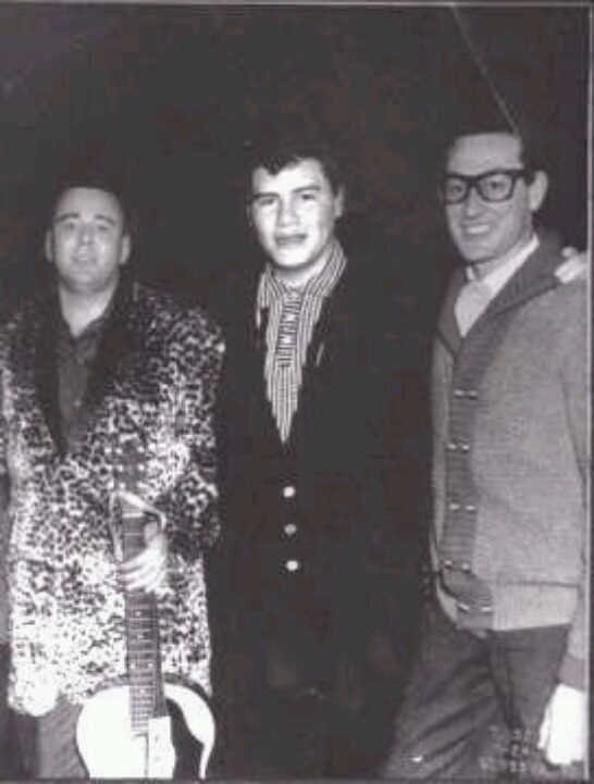Buddy Holly, Ritchie Valens, J. P. Richardson