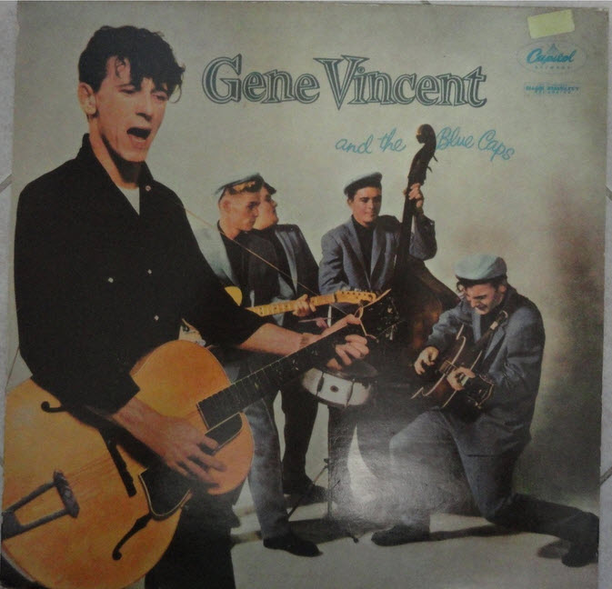 gene vincent blue caps