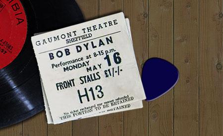 bob dylan sheffield 1966