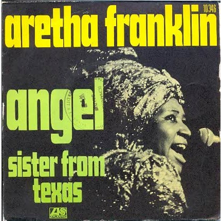 aretha franklin - angel