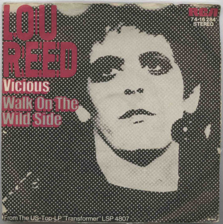 lou reed walk on the wild side