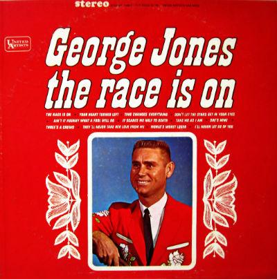 George Jones - The-Race-Is-On