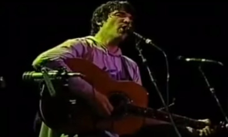 the band rick danko 1983