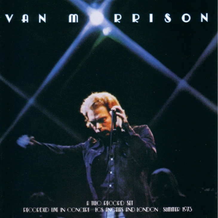van morrison too late to stop now