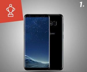 Gewinne ein Samsung Galaxy