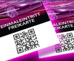 Auto Zürich gratis Eintritte gewinnen