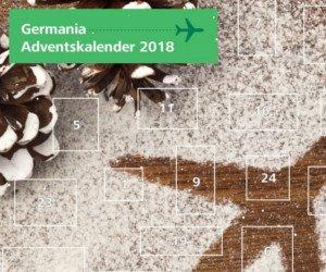 Germania Adventskalender-Wettbewerb