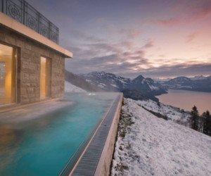 Spa-Weekend im Hotel Villa Honegg gewinnen