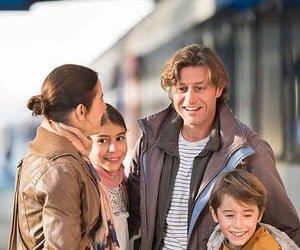 Ausflug für eine Familie gewinnen