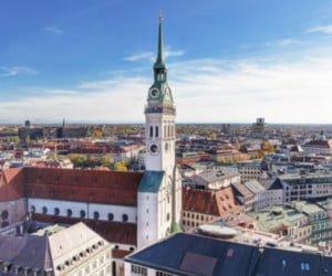 München-Wochenende mit Zuganreise gewinnen