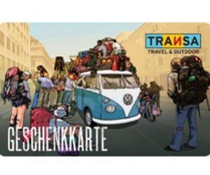 Transa-Einkaufsgutschein gewinnen