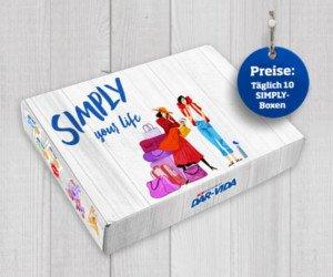 täglich mitmachen und Snackboxen mit DAR-VIDA gewinnen
