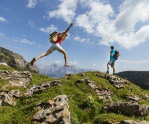 Wandertag mit Maria Walliser gewinnen