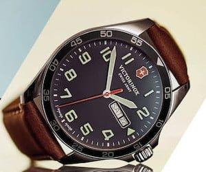 Victorinox Uhr FieldForce und weitere Preise gewinnen