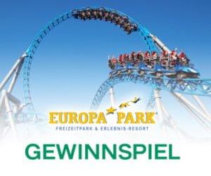 Aufenthalt mit Übernachtungen im Europa-Park gewinnen