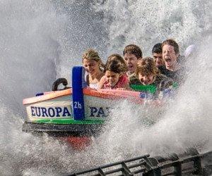 Europa-Park Familieneintritt gewinnen
